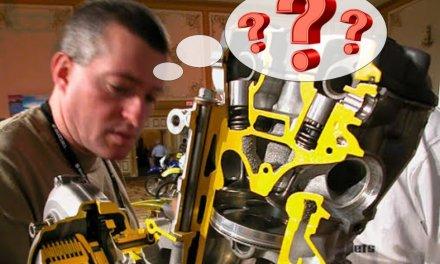 Preparação de motor, como começar um projeto corretamente?